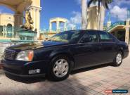 2002 Cadillac DeVille Base Sedan 4-Door for Sale