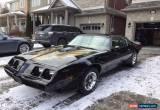 Classic Pontiac: Trans Am Coupe for Sale