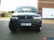 BMW X5 3.0d low mileage for Sale