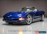 2004 Chevrolet Corvette Base Convertible 2-Door for Sale