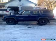 1997 Jeep Cherokee XJ for Sale