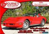 Classic 1980 Chevrolet Corvette Base Coupe 2-Door for Sale
