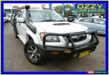 Classic 2008 Holden Colorado RC LX (4x4) White Manual 5sp M Crewcab for Sale