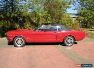 1965 Ford Mustang 2 Door Convertible for Sale