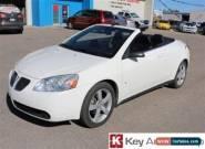 Pontiac: G6 Convertable for Sale