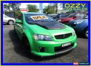 2008 Holden Commodore VE MY08 SV6 Green Automatic 5sp A Sedan for Sale