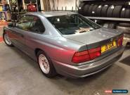 1991 BMW 850Ci 5.0L V12 Automatic 78k miles Full Service Book 2 keys Auto for Sale