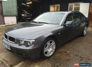 2003 BMW 735 LI AUTO GREY for Sale