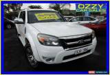 Classic 2009 Ford Ranger PK Wildtrak (4x4) White Automatic 5sp A Dual Cab Pick-up for Sale
