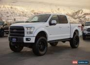 2015 Ford F-150 LARIAT FX4 for Sale