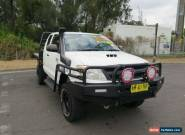 2006 Toyota Hilux KUN26R MY07 SR White Manual 5sp M 2D CAB CHASSIS for Sale