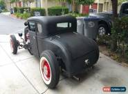 1930 Ford Model A 2 dr Coupe for Sale