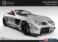 2008 Mercedes-Benz SLR McLaren Base Convertible 2-Door for Sale