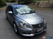 2010 Suzuki Kizashi FR Sport AWD Aluminium Silver Automatic A Sedan for Sale