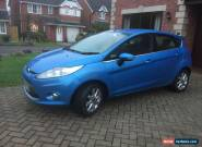 2010 Ford Fiesta 1.4 TDCi Zetec 5dr for Sale