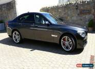 2010 BMW 740D M SPORT AUTO GREY for Sale