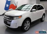 2013 Ford Edge Limited Sport Utility 4-Door for Sale
