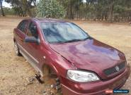 2000 holden astra wrecking or parts for Sale