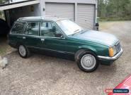 1981 sl holden commodore wagon for Sale