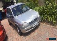 2000 Holden Barina Manual as is. for Sale