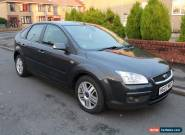 2007 Ford Focus 1.8TDCi Ghia **MOT** for Sale