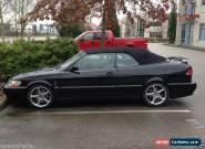 Saab : 9-3 Viggen for Sale