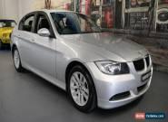2005 BMW 320i E90 Executive Steptronic Silver Automatic 6sp A Sedan for Sale