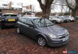 Classic 2004 VAUXHALL ASTRA CLUB TWINPORT SEMIAUTO GREY NO RESERVE SPARES OR REPAIR for Sale