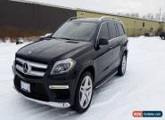 2014 Mercedes-Benz GL-Class AMG Package for Sale