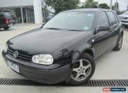 2000 Golf 4 Trendline Rally 4 Door Manual Hatchback  for Sale