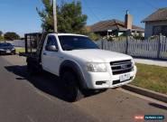 2007 Ford Ranger Ute 4x4 Turbo Diesel for Sale