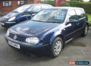 2003(53) Volkswagen Golf 1.6 2003MY SE for Sale