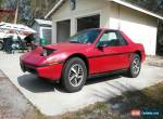 1986 Pontiac Fiero Sport Coupe 2-Door for Sale
