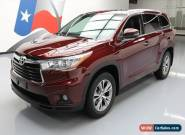 2015 Toyota Highlander XLE Sport Utility 4-Door for Sale