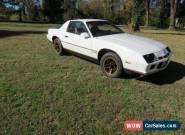 1984 Chevrolet Camaro for Sale