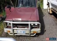 1981 Mazda B2200 Diesel Ute for Sale