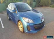 2012 MAZDA 3 GEN II NEO AUTO SEDAN 60KMS 2.0L 5spd EXPORT FARM HAIL DAMAGED PART for Sale