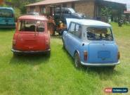 Leyland mini clubman pair  for Sale