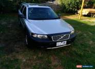 2002 Volvo XC70,  V70 XC Cross Country Station Wagon for Sale
