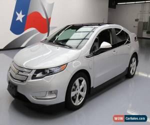 Classic 2012 Chevrolet Volt Base Hatchback 4-Door for Sale
