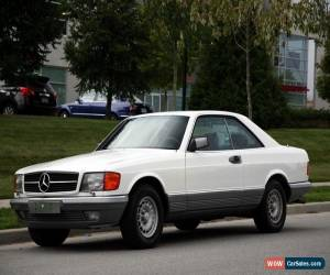 Classic 1984 Mercedes-Benz 500-Series for Sale