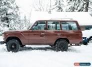1984 Toyota Land Cruiser G for Sale
