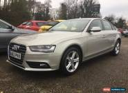 2013 Audi A4 2.0 TDI SE Multitronic 4dr for Sale