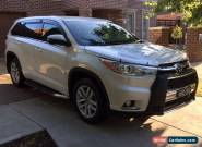 2016 Toyota Kluger 7000klms As New for Sale