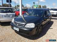 2006 Holden Viva JF Black Automatic 4sp A Sedan for Sale