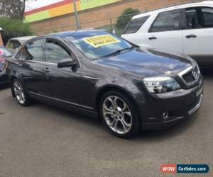Classic 2007 Holden Caprice WM MY08 Automatic 5sp A Sedan for Sale