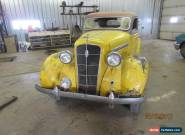 1935 Plymouth 4 door sedan for Sale