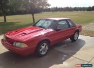1993 Ford Mustang LX Sedan 2-Door for Sale