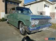 1963 Chevrolet Impala for Sale