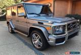 Classic 2013 Mercedes-Benz G-Class Base Sport Utility 4-door for Sale